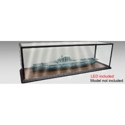TRU09838 TRUMPETER Display Case 1500x440x440mm