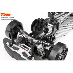 Carrosserie - 1/12 Piste - Transparente - PFM-12 Clear Body for GT12