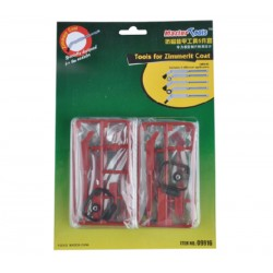 TRU09916 TRUMPETER Tools for Zimmerit Coat