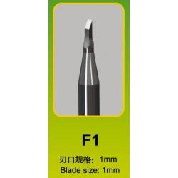 TRU09923 TRUMPETER Model Chisel F1
