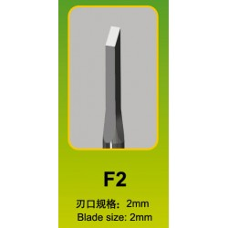 TRU09924 TRUMPETER Model Chisel F2