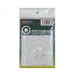 TRU09938 TRUMPETER Plastic Circle Board B