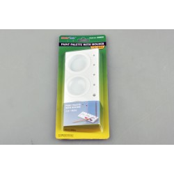 TRU09960 TRUMPETER Paint Palette with Holder
