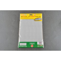 TRU09972 TRUMPETER Zimmerit Plastic Sheet A4
