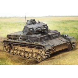 HBO80131 German PanzerkampfwagenIV AufB 1/35
