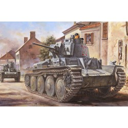 HBO80138 PKpfw / PBfwg 38(T) ausf B 1/35