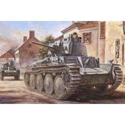"""TRU00928 G-tank allemand """"panthère noire"""" - type précoce"""