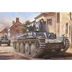 HBO80141 German Panzer Kpfw.38 Aufs B 1/35