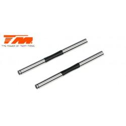 TM503118 Pièce détachée - E4 - Axes intérieurs de bras avants inférieurs (2 pces)