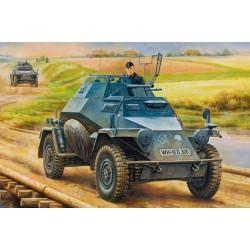 HBO80149 Germ.Leichter Panzer.(2cm)Mid 1/35