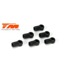 TM503121 Pièce détachée - E4 - Chapes courtes (6 pces)