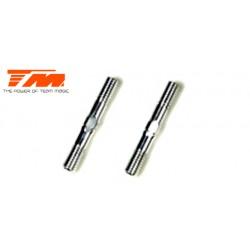 TM503122 Pièce détachée - E4 - Aluminium 7075 - Biellettes (2 pces)
