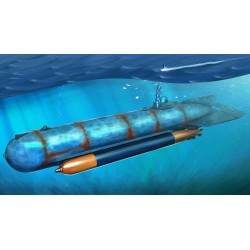 HBO80170 German Molch Midget Submarine 1/35