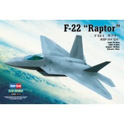 HBO80210 F-22A ''Raptor'' 1/72