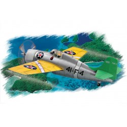 "HBO80219 F4F-3 ""Wildcat"" 1/72"