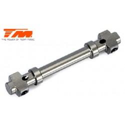 TM503134 Pièce détachée - E4 - Aluminium 7075 - Support de barre anti-rouli