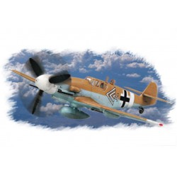HBO80224 Bf109 G-2 TROP 1/72