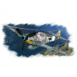 HBO80225 Bf109 G-6 (early) 1/72