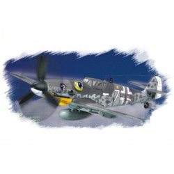 HBO80226 Bf109 G-6 (late) 1/72