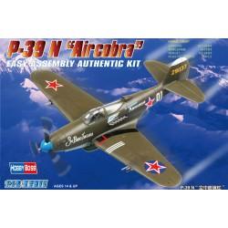 HBO80234 American P-39 N 'Aircacobra' 1/72