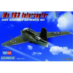 HBO80238 Germany Me 163 Fighter 1/72