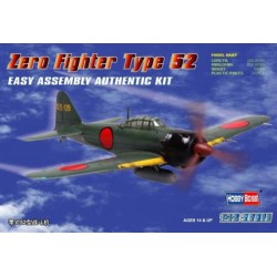 HBO80241 Japan Zero Fighter Type 52 1/72