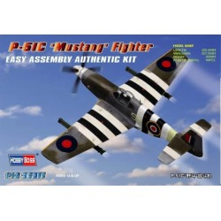 HBO80243 P-51C 'Mustang' Fighter 1/72