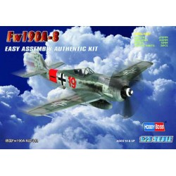 HBO80244 Germany Fw190A-8 Fighter 1/72