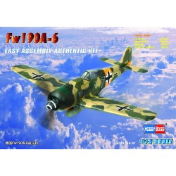 HBO80245 Germany Fw190A-6 Fighter 1/72