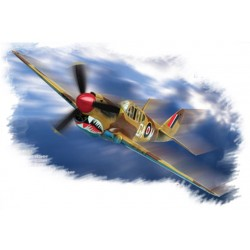 """HBO80251 P-40M """"Kitty Hawk"""" 1/72"""