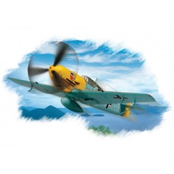 HBO80253 Bf109E-3 Fighter 1/72