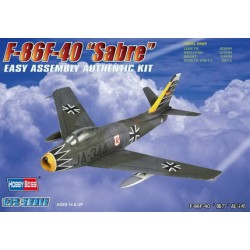 HBO80259 F-86F-40 'Sabre' Fighter 1/72
