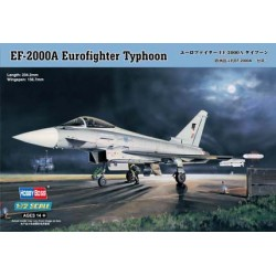 HBO80264 EF-2000A Eurofighter Typhoon 1/72