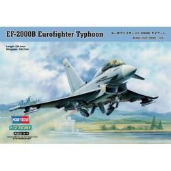 HBO80265 EF-2000B Eurofighter Typhoon 1/72