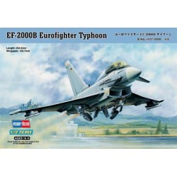 HBO80265 EF-2000B Eurofighter Typhoon 1/72