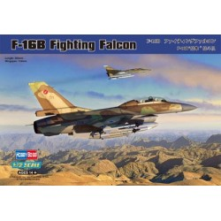 HBO80273 F-16B Fighting Falcon 1/72