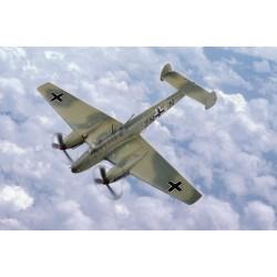 HBO80292 Messerschmitt BF110 Fighter 1/72