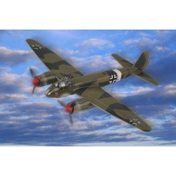 HBO80297 Germ. JU88 Fighter 1/72