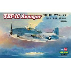 HBO80314 Grumman TBF-1C Avenger 1/48