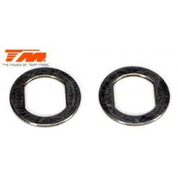 TM503203 Pièce détachée - E4 - Plaquettes de différentiel à billes (2 pces)