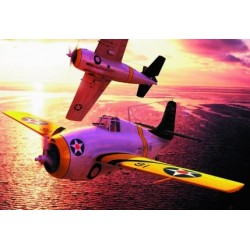 HBO80326 F4F-3 early Wildcat 1/48