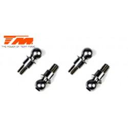 TM503213 Pièce détachée - E4 - Rotules de bloc de direction (4 pces)