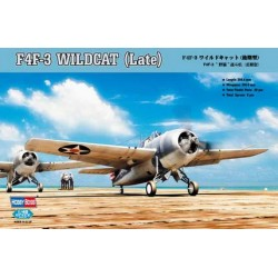 HBO80327 F4F-3 Wildcat Late Version 1/48