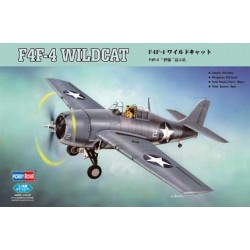 HBO80328 F4F-4 Wildcat Fighter 1/48