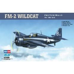 HBO80330 FM-2 Wildcat 1/48