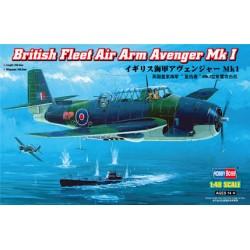 HBO80331 British Fleet Arm Avenger Mk 1 1/48