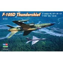 HBO80332 Republic F-105D Thunderchief 1/48