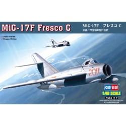 HBO80334 MiG-17F Fresco C 1/48