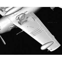 TRU01327 Armée de l'air chinoise 歼 -7MG