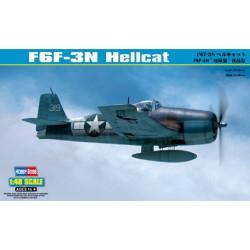 HBO80340 F6F-3N Hellcat 1/48